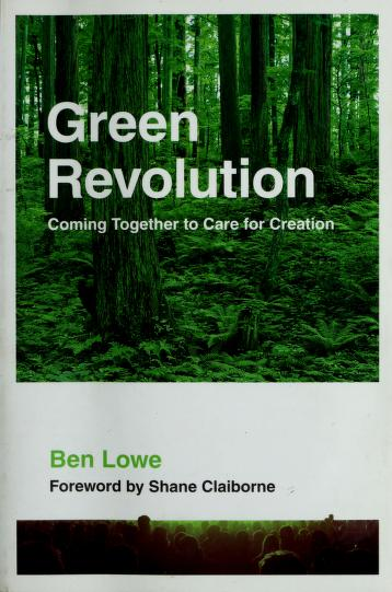Cover of: Green revolution | Ben Lowe