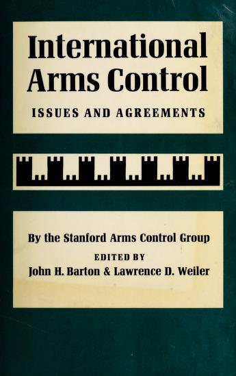 International arms control by Stanford Arms Control Group.