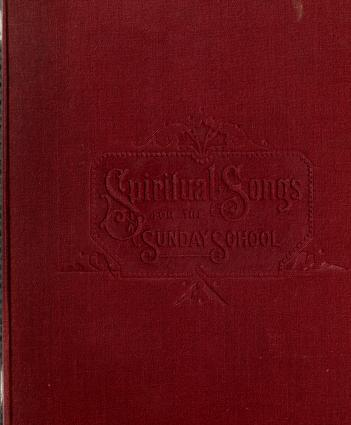 Cover of: A Selection of spiritual songs with music | Charles S. Robinson